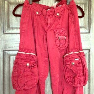 Cool & Casual Cargo Pants ☮️ Pockets & Zips Kiana